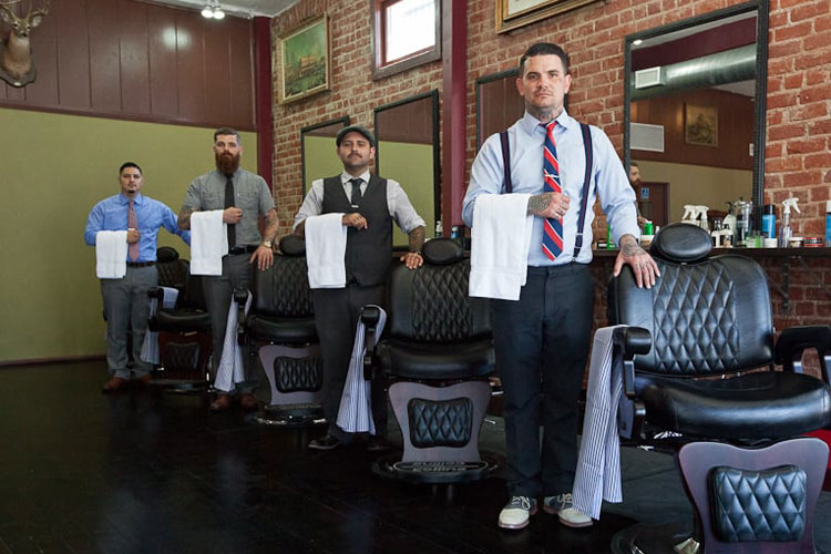Manly & Sons Barber Company