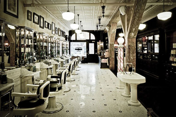 NYC Barbershops