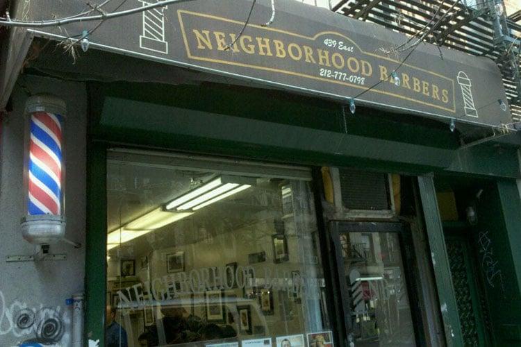 Neighborhood Barbers