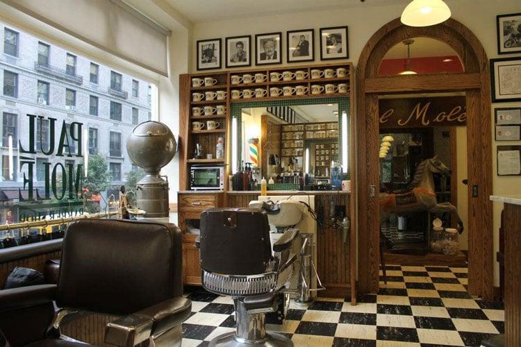 Paul Mole Barber Shop