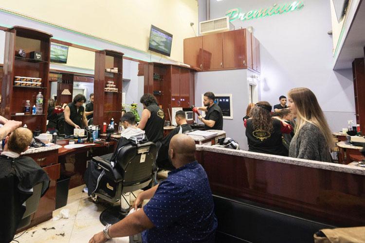 Premium Barbershop