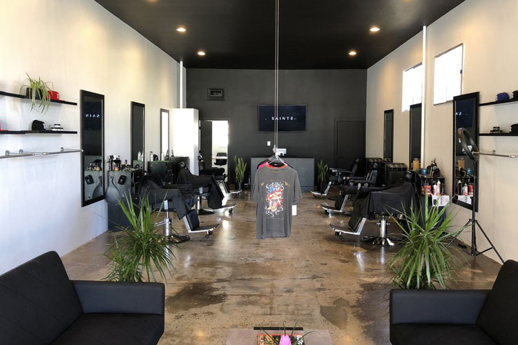 Saints Barber Shop