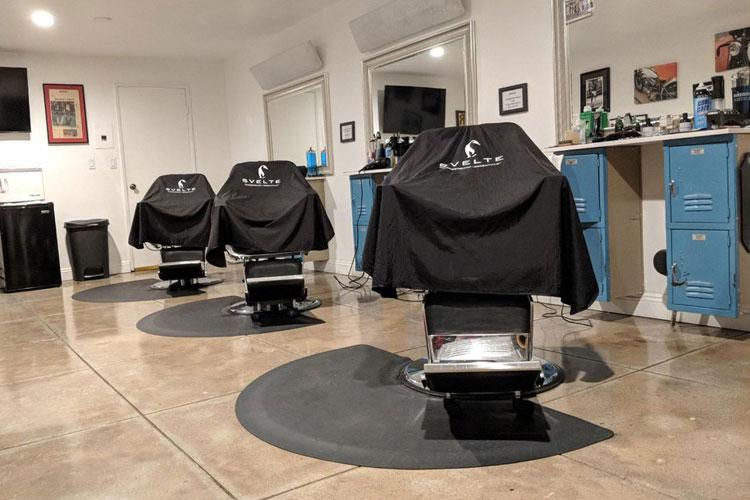Svelte Barbershop