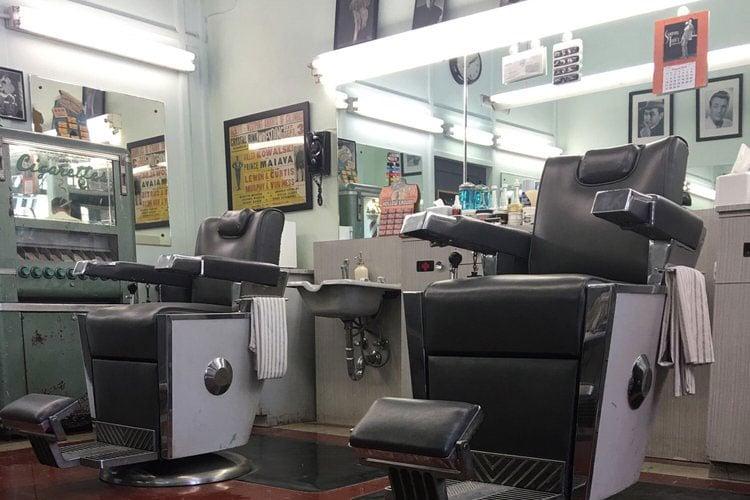 Sweeney Todd's Barber Shop