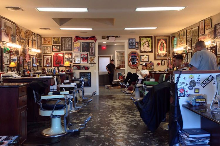 The Proper Barbershop
