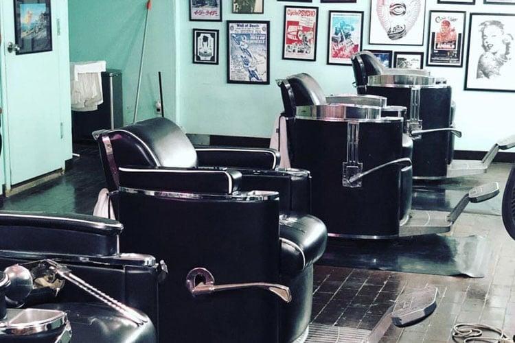 The Stepping Razor Barbershop