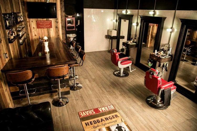 Barber Shop Bar