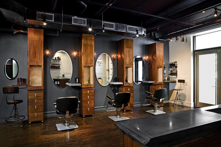 Barber Shop Layout