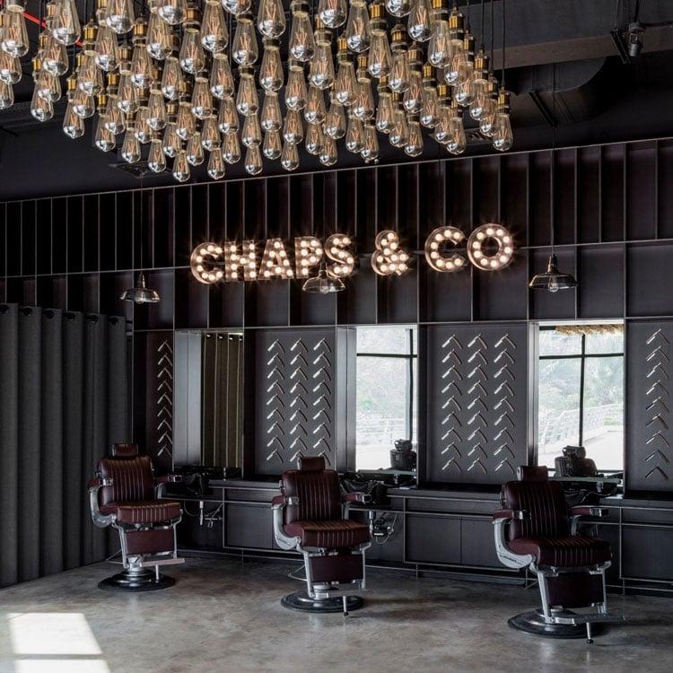 Barber Shop Lighting