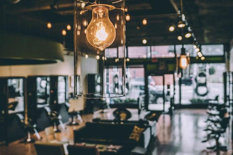 Barber Shop Lights