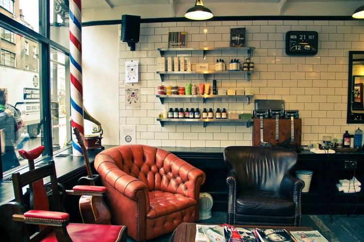 Barber Shop Pole Design