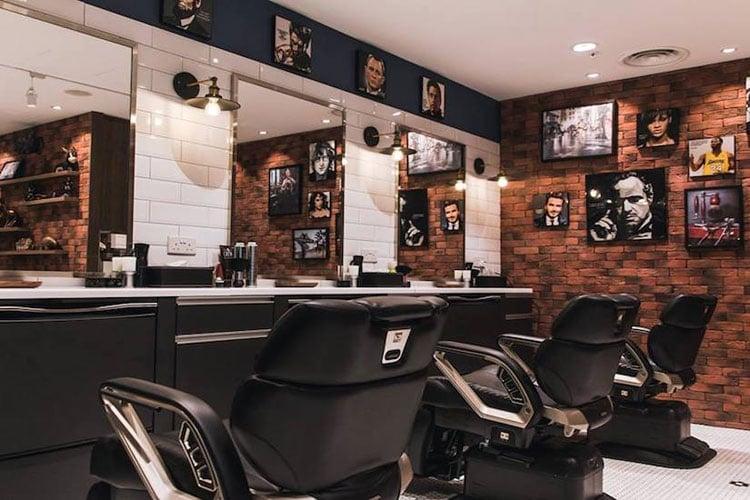 Barber Shop Wall Decor