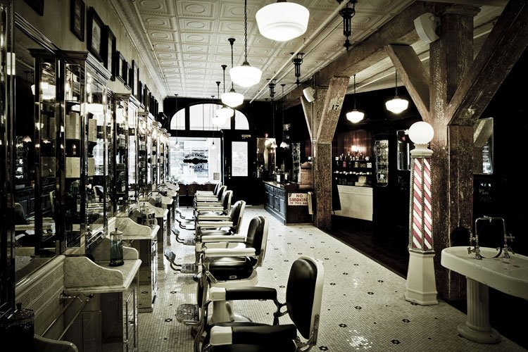 Best Barber Shop Design Ideas