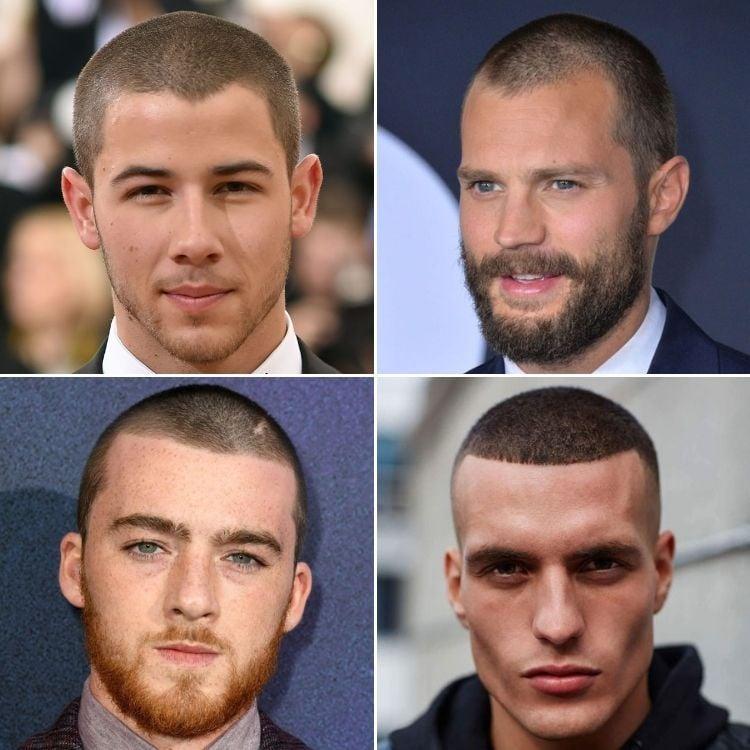 Butch Haircut