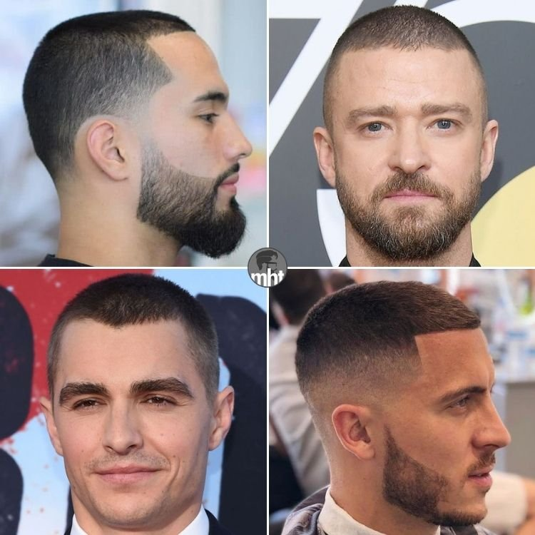 Men's Butch Cut Haircuts