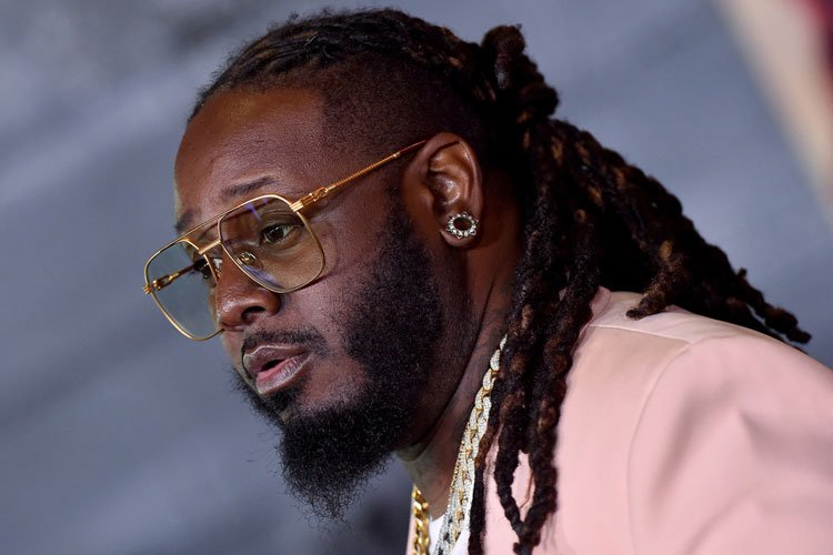 T-Pain Dreads