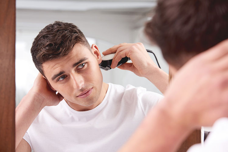 How To Cut Men's Hair with Clippers For Beginners