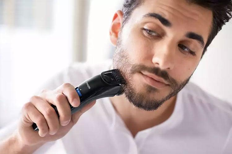 Mustache Shaver