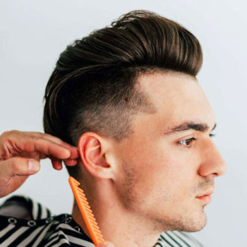Using Clippers To Cut Men's Hair For Beginners