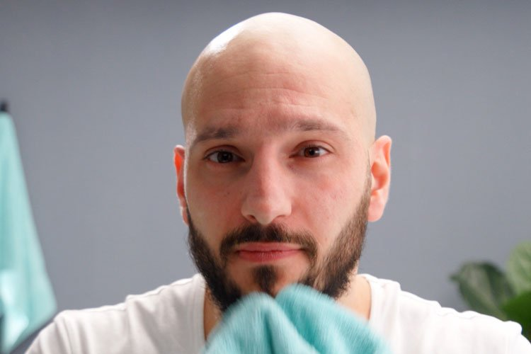How To Care For A Bald Head