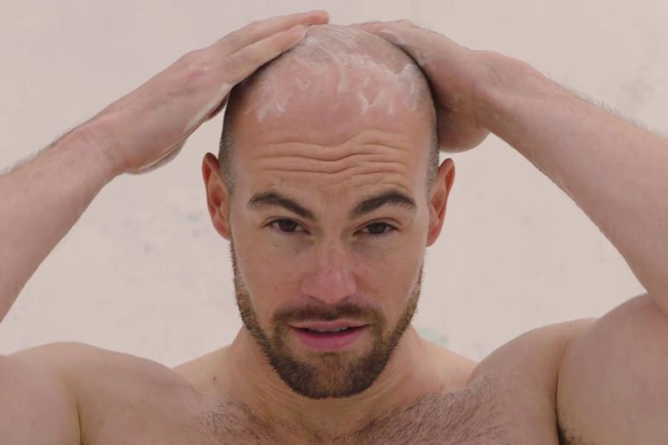 Put On Moisturizer After You Shave A Bald Head