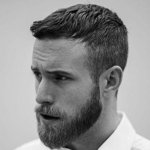 Crew Cut with Beard