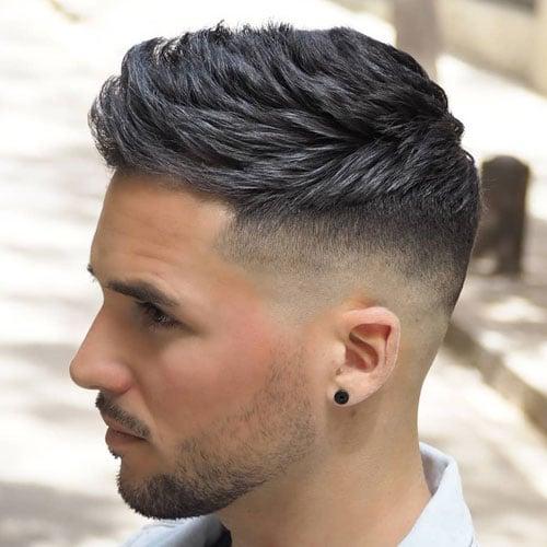 Medium Low Fade Haircut