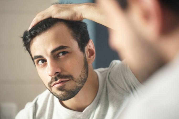 Hair Types Men