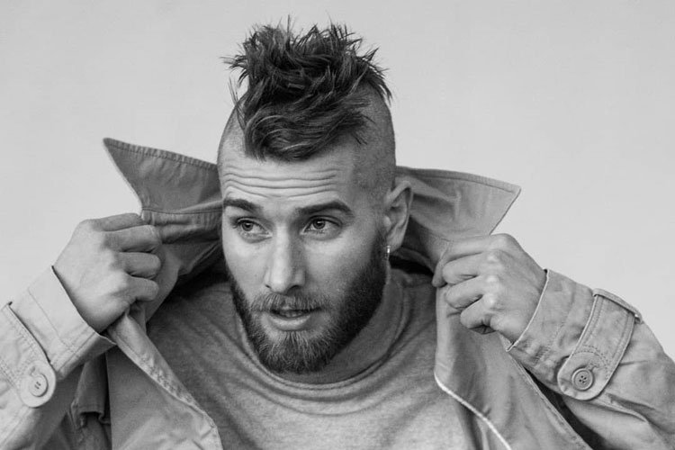 How To Style A Mohawk