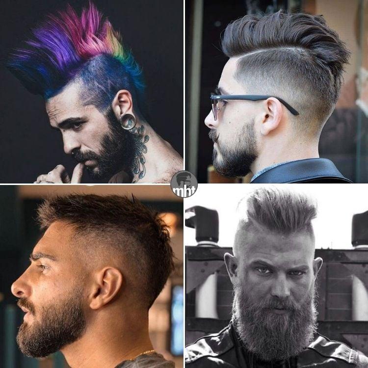 Men's Mohawk Hairstyles