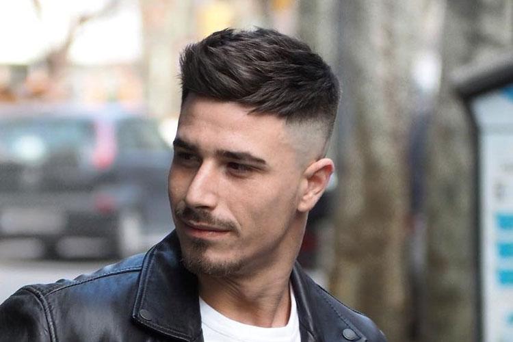 Normal Hair Types Men