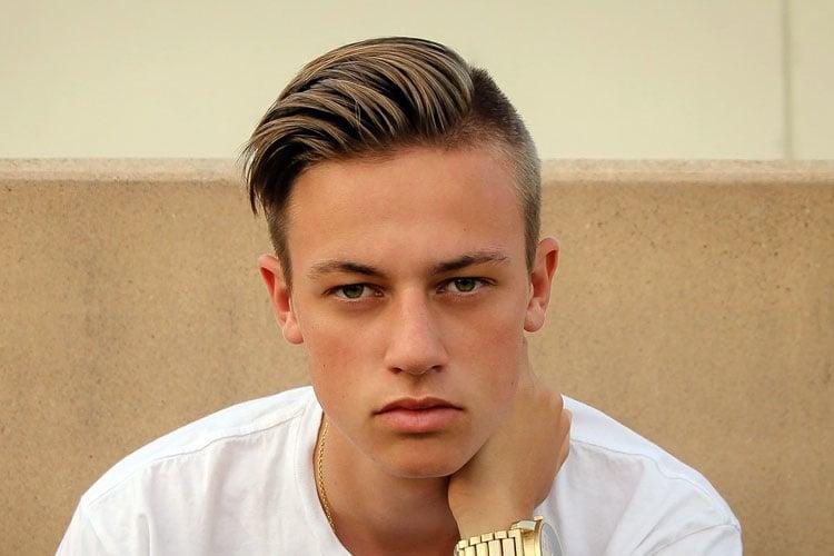 Straight Hair Types