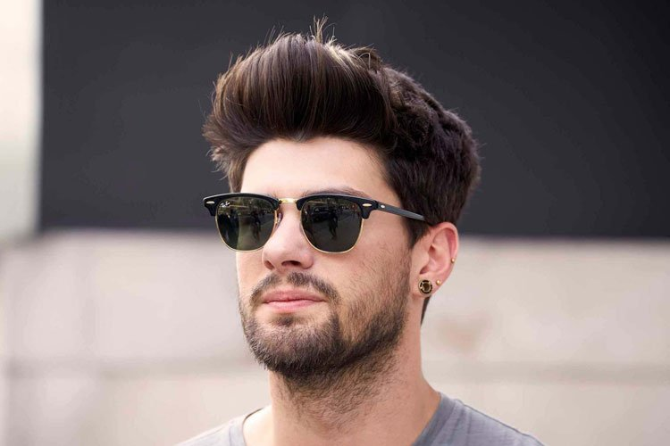 Thick Hair Types Men