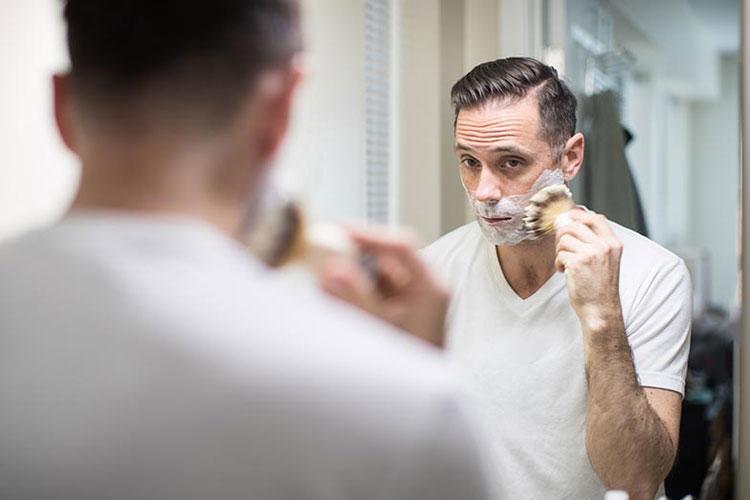 Use A Good Shaving Cream
