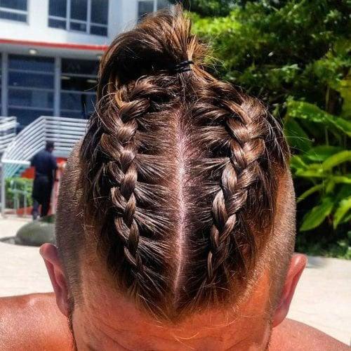 Rambut dikepang