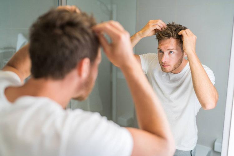 How To Get Rid of Dandruff Men