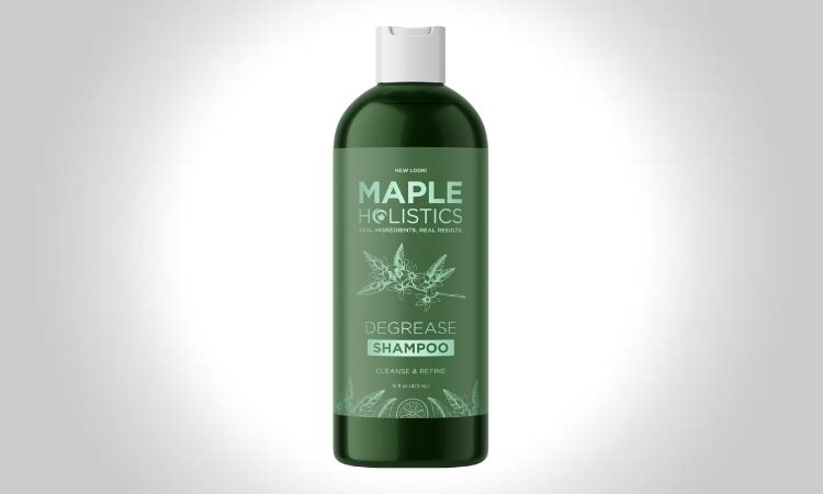 Maple Holistics Clarifying Shampoo