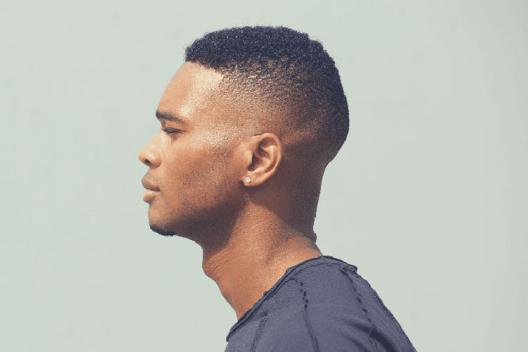 Natural Shampoo For Black Men's Hair
