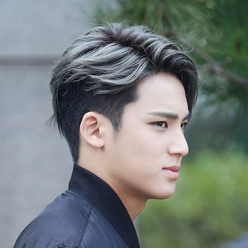 KPop hairstyle