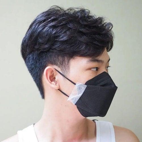 Short Two Block Haircut
