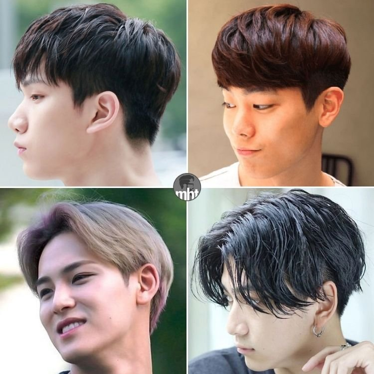Two Block Hairstyle