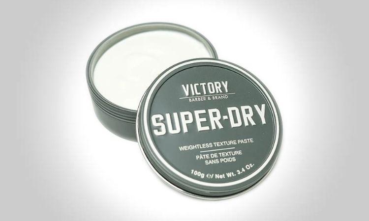 Victory Super-Dry Men's Hair Paste